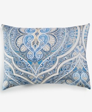 Charter Club Damask Designs Amara Paisley Standard Sham, Created for Macy's Bedding