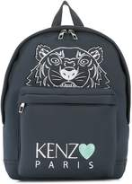 Kenzo Capsule Back from Holidays embroidered Tiger backpack