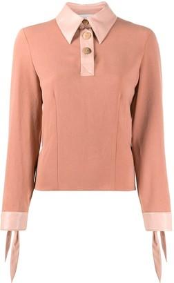 Nanushka Agnes blouse