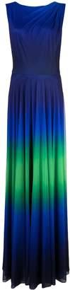 Tadashi Shoji Ombre Evening Dress