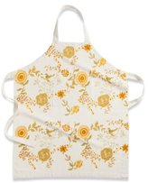 Couleur Nature Treetop Kitchen Apron, Yellow/Green