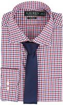 Lauren Ralph Lauren Classic Warren Collar with Pocket Dress Shirt