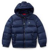 Ralph Lauren 8-20 Ripstop Down Jacket