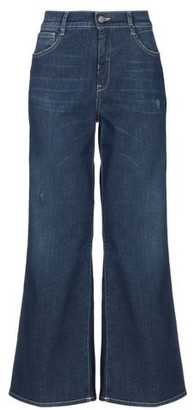 Truenyc. TRUE NYC Denim trousers