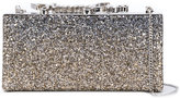 Jimmy Choo Celeste S glitter clutch - women - PVC - One Size