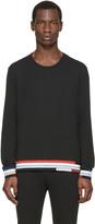 Christopher Kane Black Bolster Sweatshirt