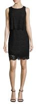 Anne Klein Pop Over Lace Dress