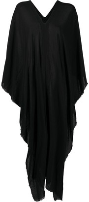 CARAVANA Cotton Kaftan Dress