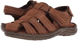 Propet Joseph (Brown) Men's Sandals