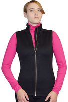 SnowAngel Women's Snow Angel Minx Mountain Quilted Zip Up Vest