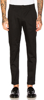 Scotch & Soda Formal Chino Pants in Black