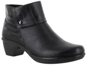 Easy Street Shoes Jayden Comfort Booties Women's Shoes