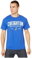 Champion College Creighton Bluejays Jersey Tee (Royal) Men's T Shirt