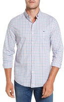 Vineyard Vines Men's Hamlets Port Plaid Tucker Slim Fit Sport Shirt