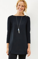 J. Jill Ponte Knit Tunic