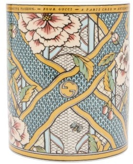 Gucci Mehen-scented Triple-wick Candle - Yellow Multi