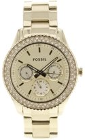 Fossil Women's Stainless Steel Analog Dial Watch ES3101
