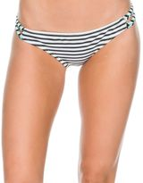 Rusty Party Striped Bikini Bottom