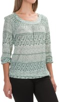 Aventura Clothing Goodwyn Shirt - 3/4 Sleeve (For Women)