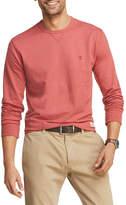 Izod Saltwater Mens Crew Neck Long Sleeve Sweatshirt