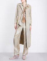 Wool Coat Unlined Women - ShopStyle