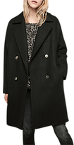 Gerard Darel Gandy Coat, Black