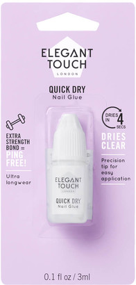 Elegant Touch Quick Dry Nail Glue 3ml