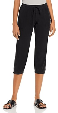 Go by Go Silk Cropped Jogger Pants