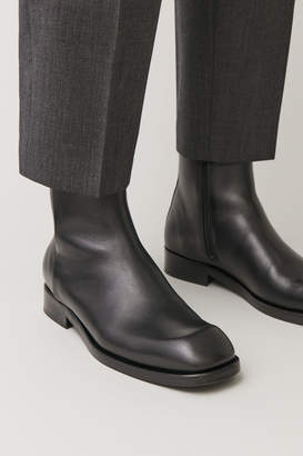 Cos ZIPPED ANKLE BOOTS