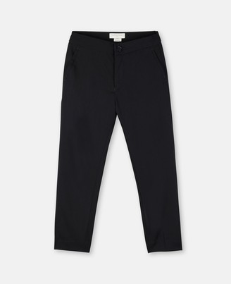 Stella Mccartney Kids Wool Suit Pants, Men's