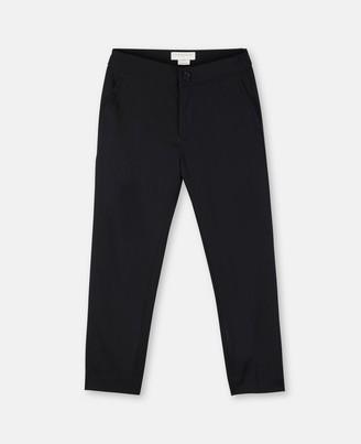 Stella McCartney wool suit trousers