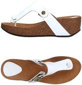 Scholl Toe strap sandals