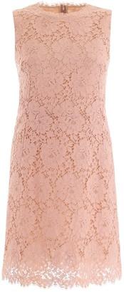 Dolce & Gabbana Sleeveless Lace Dress