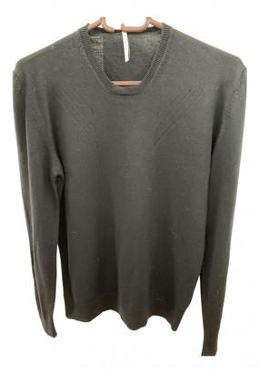Sandro Blue Wool Knitwear & Sweatshirts