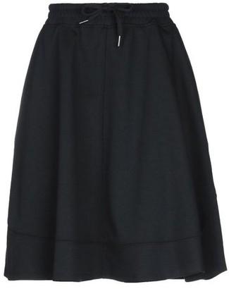 Selected Knee length skirt