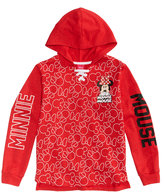 Disney Disney'sandreg; Minnie Mouse Hooded Sweatshirt, Big Girls (7-16)