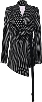 Blazer Everything Possible Dots Black