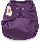 Flip FlipTM Diaper Cover with Snap Closure in Jelly