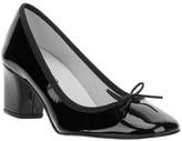 Repetto Block heel ballerina pump
