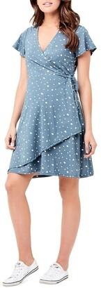 Ripe Liv Wrap Dress