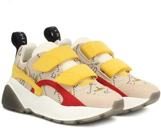 Stella McCartney Eclypse Yellow Submarine sneakers