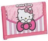 Hello Kitty – 45752 – Velcro Wallet