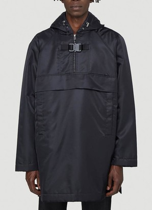 Alyx Buckled Hooded Pullover