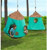 HearthSong Go! HangOut? Cotton Camping Hammock