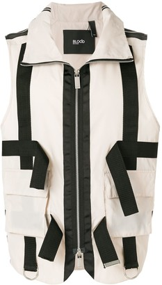 Blood Brother Four dials gilet