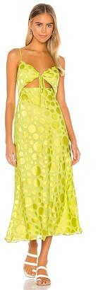 Lovers + Friends Felicity Midi Dress