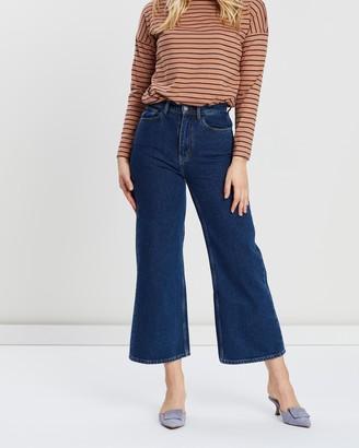 People Tree Ariel Wide Leg Jeans