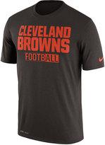Nike Men's Cleveland Browns All FootbALL Legend T-Shirt