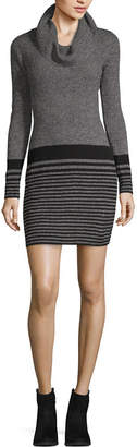 Byer California-Juniors Long Sleeve Dress Set