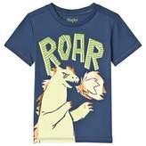 Hatley Blue Dinosaur Roar T-Shirt